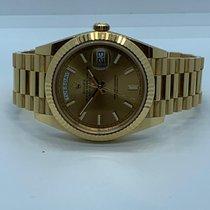 Rolex Day-Date 40 Gelbgold 40mm Gold