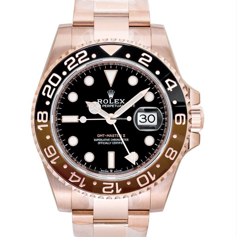 Rolex GMT-Master II 126715chnr nuevo