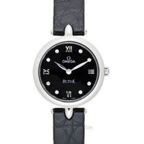 Omega De Ville Prestige Acero 27.4mm Negro