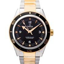Omega Seamaster 300 nuevo Automático Reloj con estuche y documentos originales 233.20.41.21.01.002