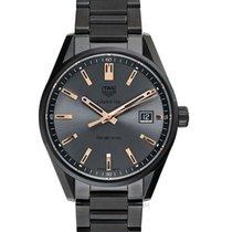 TAG Heuer Carrera Lady new Quartz Watch with original box and original papers WAR1113.BA0602