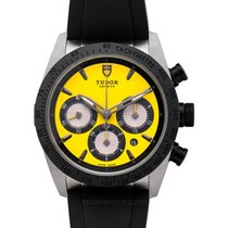 Tudor Ceramic Automatic Yellow 42mm new Fastrider Chrono