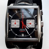 TAG Heuer Monaco Calibre 12 CAW2114 Very good Steel 39mm Automatic United Kingdom, Sheffield