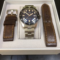Oris Divers Sixty Five Steel 42mm Blue No numerals United States of America, New Jersey, Basking Ridge