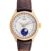 Rolex Cellini Moonphase Bílá