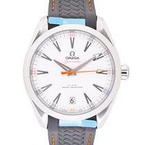 Omega 220.12.41.21.02.002 Acier Seamaster Aqua Terra 41mm nouveau