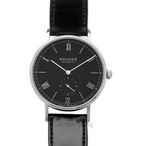NOMOS Ludwig Automatik Steel 40mm Black United States of America, California, Burlingame