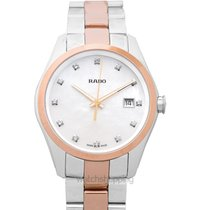 Rado HyperChrome Diamonds Steel 38.5047mm Mother of pearl United States of America, California, Burlingame