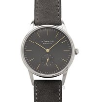 NOMOS Orion 1989 Steel 38mm Black United States of America, California, Burlingame