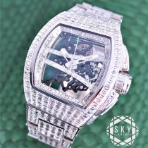 Richard Mille RM 061 White gold 50.23mm Transparent No numerals United States of America, New York, New York