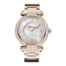 Chopard Imperiale Yellow gold 40mm Mother of pearl United States of America, New York, New York
