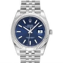 Rolex Datejust 126334 Neuve Or blanc 41mm Remontage automatique