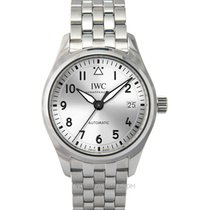 IWC IW324006 Steel Pilot's Watch Automatic 36 36.00mm new