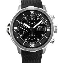 IWC Aquatimer Chronograph nuevo Automático Reloj con estuche y documentos originales IW376803