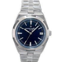 Vacheron Constantin Overseas Steel 41.00mm Blue