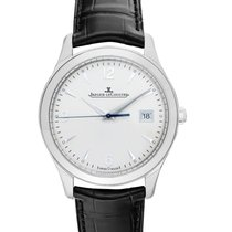 Jaeger-LeCoultre Master Control Date Steel 39mm Silver