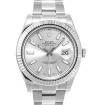 Rolex Datejust II Silver