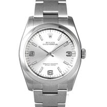 Rolex Oyster Perpetual 36 Plata