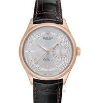 Rolex Cellini Date Oro rosa Plata