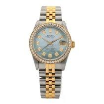 Rolex Lady-Datejust 68273 1989 occasion