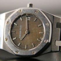 Audemars Piguet Royal Oak Lady Steel 33mm Brown No numerals