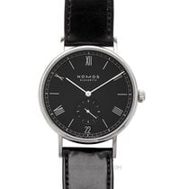NOMOS Ludwig Automatik Staal 40mm Zwart
