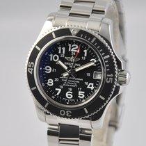 Breitling Superocean II 36 Steel 36mm Black Arabic numerals United States of America, Ohio, Mason