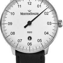 Meistersinger Neo Plus NE401 New Steel Automatic United States of America, New York, Brooklyn