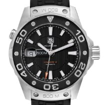 TAG Heuer Aquaracer 500M WAJ2110.FT6015 pre-owned