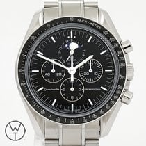 Omega Speedmaster Professional Moonwatch Moonphase 35765000 2016 pre-owned