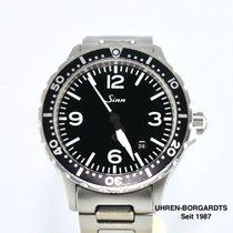 Sinn 656 / 657 Steel 41mm Black Arabic numerals