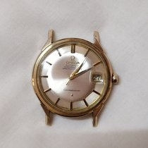Omega Globemaster Rose gold 39mm Silver No numerals India, Madurai