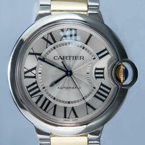 Cartier Gold/Steel 36mm Automatic W6920047 pre-owned