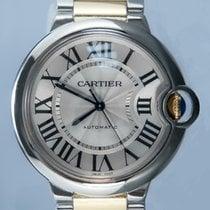 Cartier Złoto/Stal 36mm Automatyczny W6920047 używany