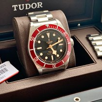 Tudor (チューダー) Black Bay ステンレス 41mm ブラック 文字盤無し 日本, MINATO KU