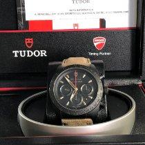Tudor Fastrider Black Shield 42000CN Nuovo Ceramica 42mm Automatico Italia, Roma