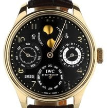 IWC IW502119 Rose gold Portuguese Perpetual Calendar 46mm pre-owned United States of America, Illinois, BUFFALO GROVE