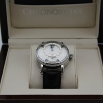 Chronoswiss 40mm Automatisk CH-8323-SISI/11-1 ny