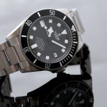 Tudor Pelagos Titanium 42mm Black No numerals