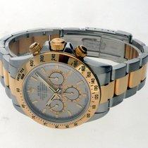 Rolex Daytona Gold/Stahl 40mm Grau Keine Ziffern Deutschland, Augsburg