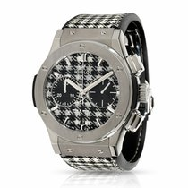 Hublot Classic Fusion Chronograph pre-owned 45mm Rubber