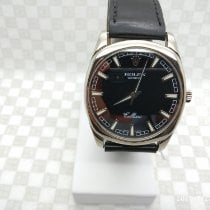 Rolex Cellini Danaos White gold 38mm Black No numerals