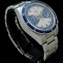 Tudor Heritage Chrono Blue 70330B 2018 pre-owned