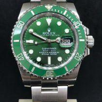 Rolex Submariner Date 116610LV 2013 подержанные