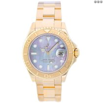 Rolex Yacht-Master 16628 Very good Yellow gold 40mm Automatic