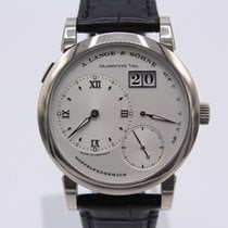 A. Lange & Söhne White gold 38.5mm Manual winding 101.039 pre-owned