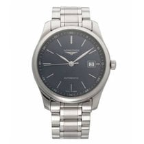 Longines Master Collection Steel 40mm Blue No numerals