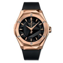 Hublot Classic Fusion 45, 42, 38, 33 mm 550.OS.1800.RX.ORL19 New Rose gold 40mm Automatic