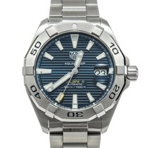 TAG Heuer Aquaracer 300M Steel 41mm Blue No numerals United States of America, Texas, Houston