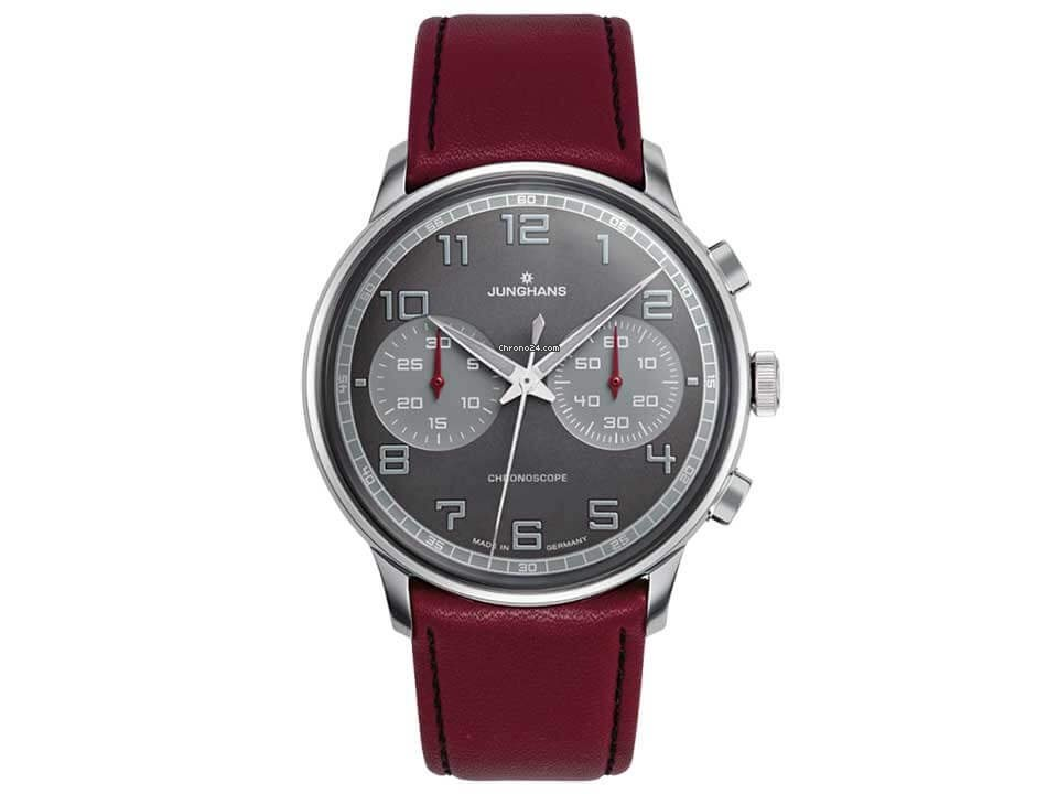 Junghans Meister Driver 027/3685.00 nuevo